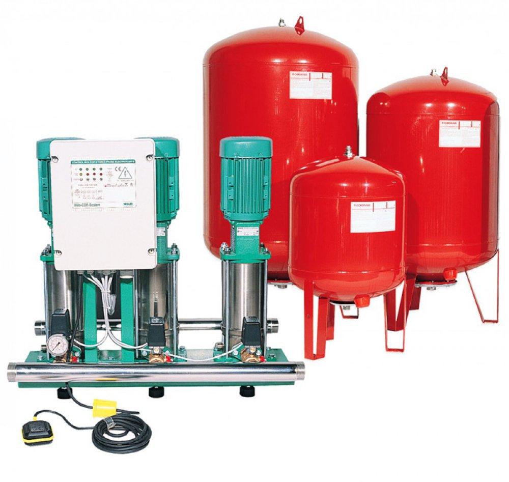 hidrofor-sistemi-uygulamalari